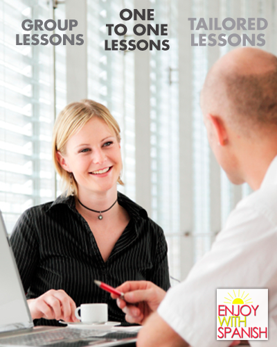 conversational spanish courses in Essex one to one leigh on sea brentwood